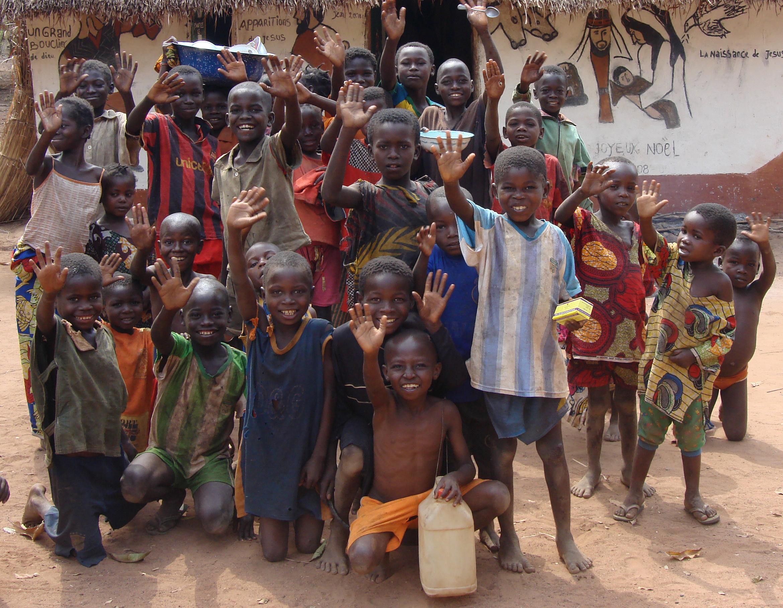 Centraal Afrikaanse Republiek