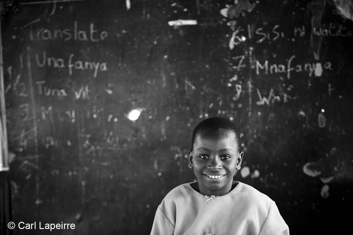 Tanzania, Kigoma, foto door Carl Lapeirre