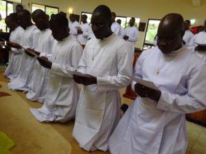 Oblatie, Kenya, Nairobi, noviciaat