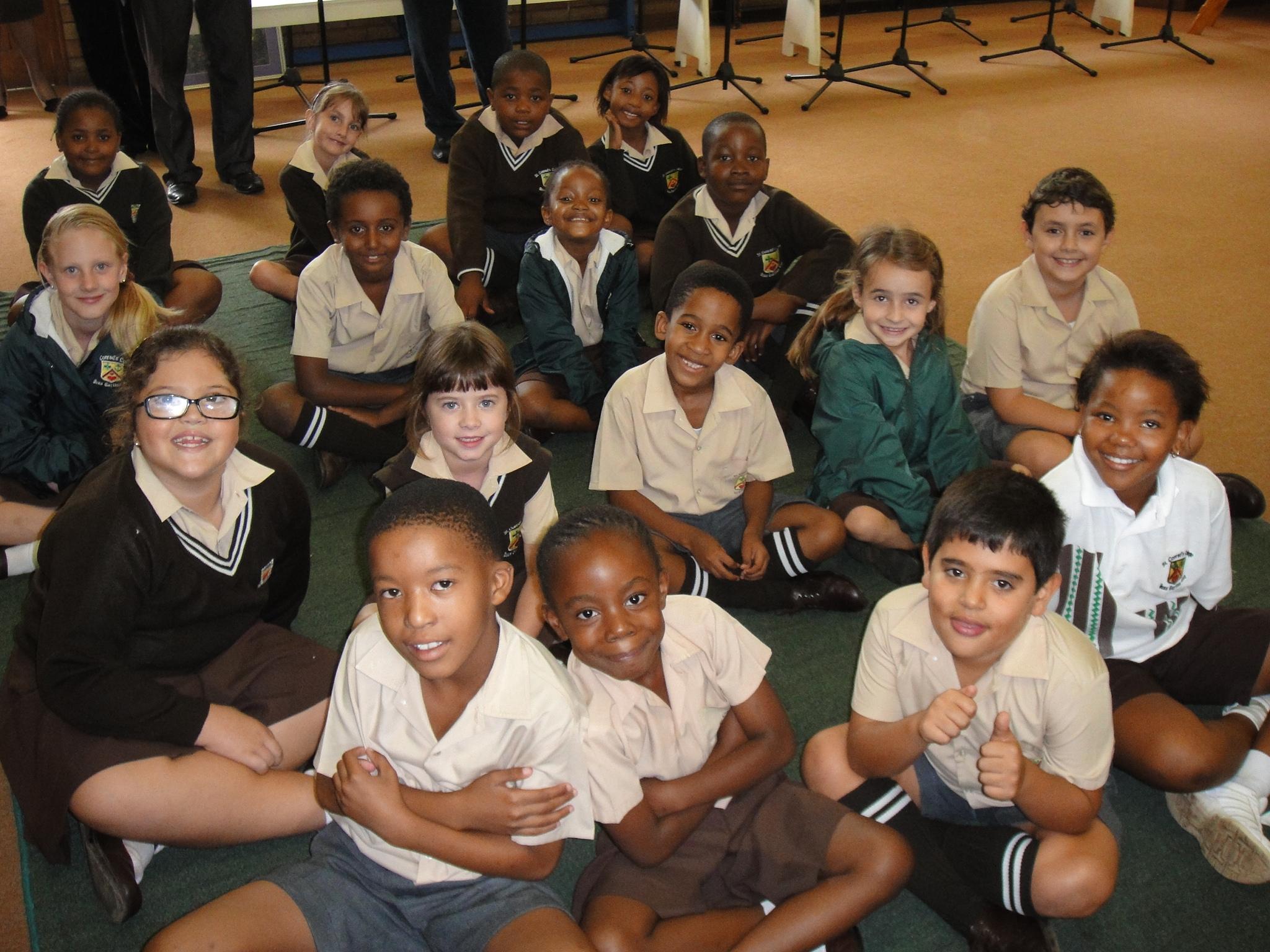 Zuid-Afrika, St. Conrad's College