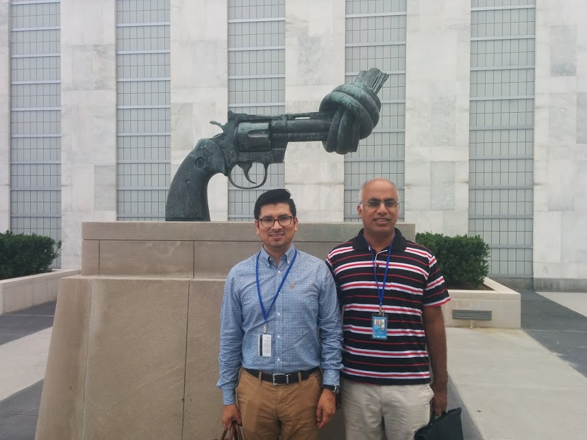 Br. Jimi en Prakash