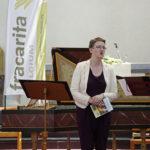 Mevr. Katrijn De Clercq, coördinator Fracarita Belgium