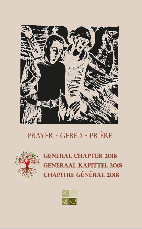 voorkaft gebed kapittel
