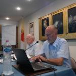 Br. Godfried Bekaert, provinciale overste van Azië