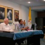 Bro. Martin de Porres (right)