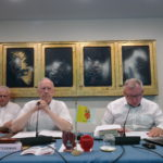Mr. Patrick De Pooter (à droite)