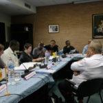 Discussie in taalgroepen