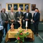 Br. Déogratias Rwabudandi Masasi, Br. Godfried Bekaert, Br. René Stockman, Br. Jean-Marie Mukonkole, Br. Jimi Antonio Huayta-Rivera