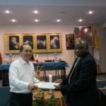 resigning general assistant  Bro. Adrian Hartotanojo